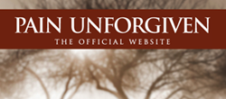 Pain Unforgiven website
